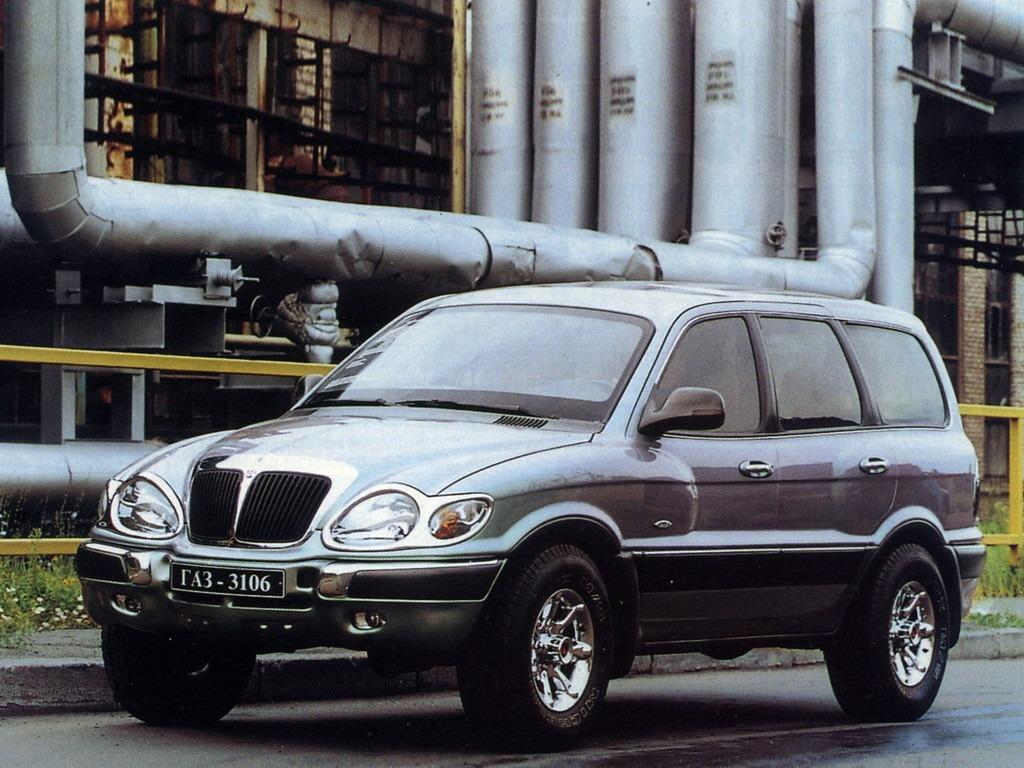 GAZ 3106 Ataman 2 (1999)