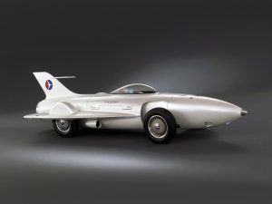 1956 Firebird I Motorama Dream Car