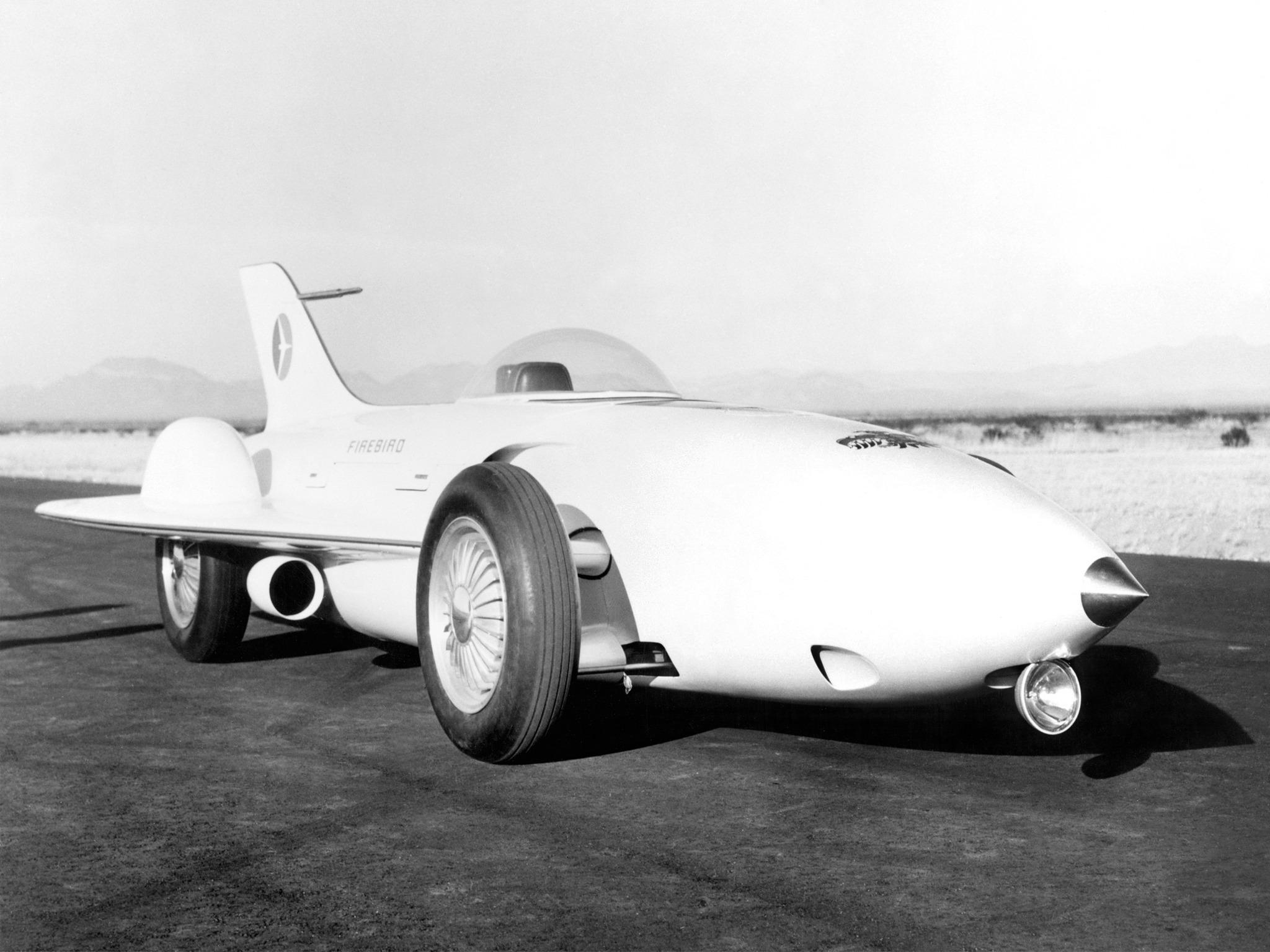 Gm Firebird I Concept Car 1953 Old Concept Cars