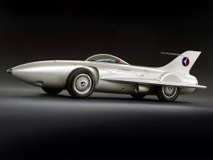 1954 Firebird I Motorama Dream Car
