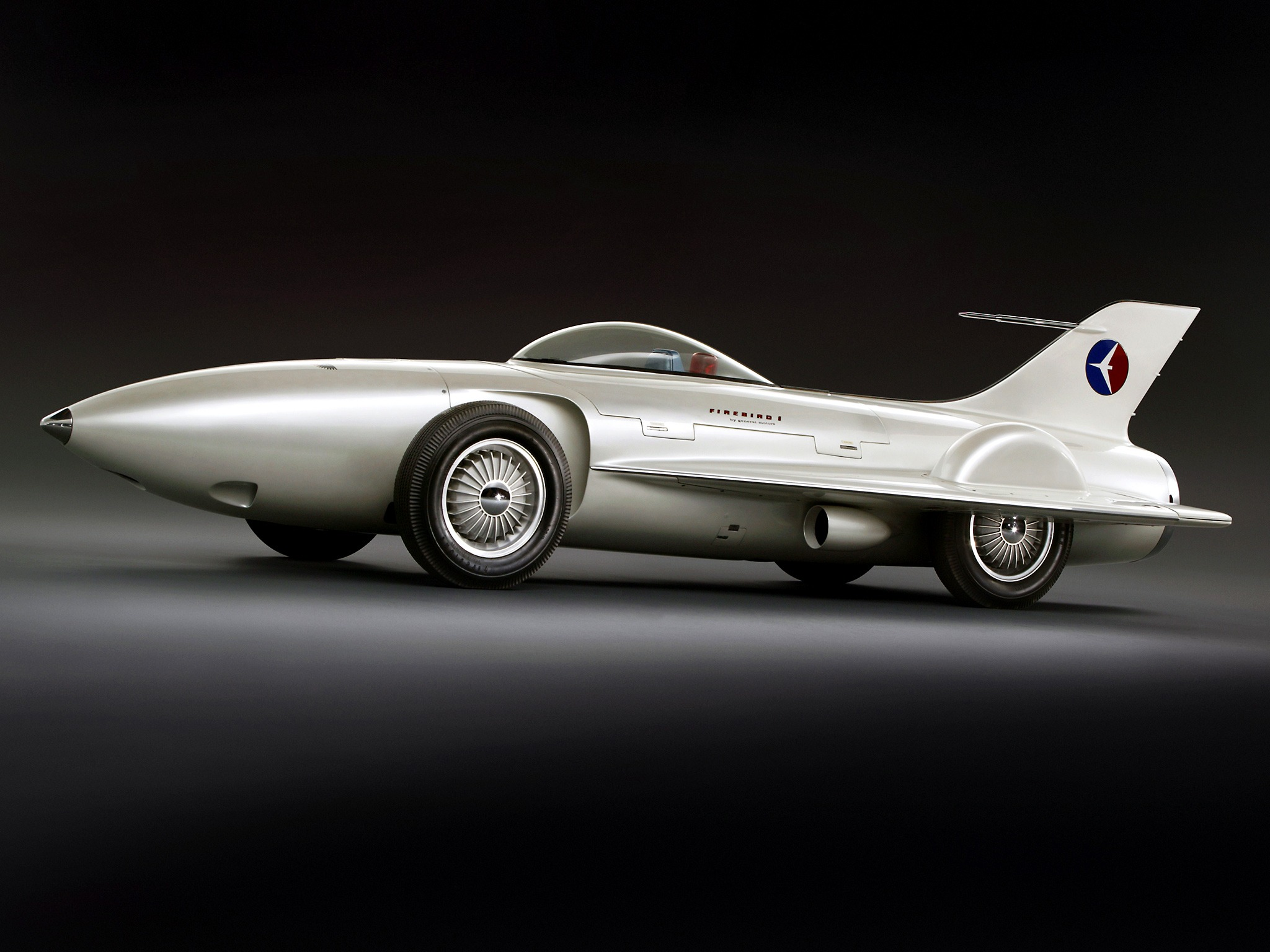 Gm Firebird I Concept Car 1953 Old Concept Cars