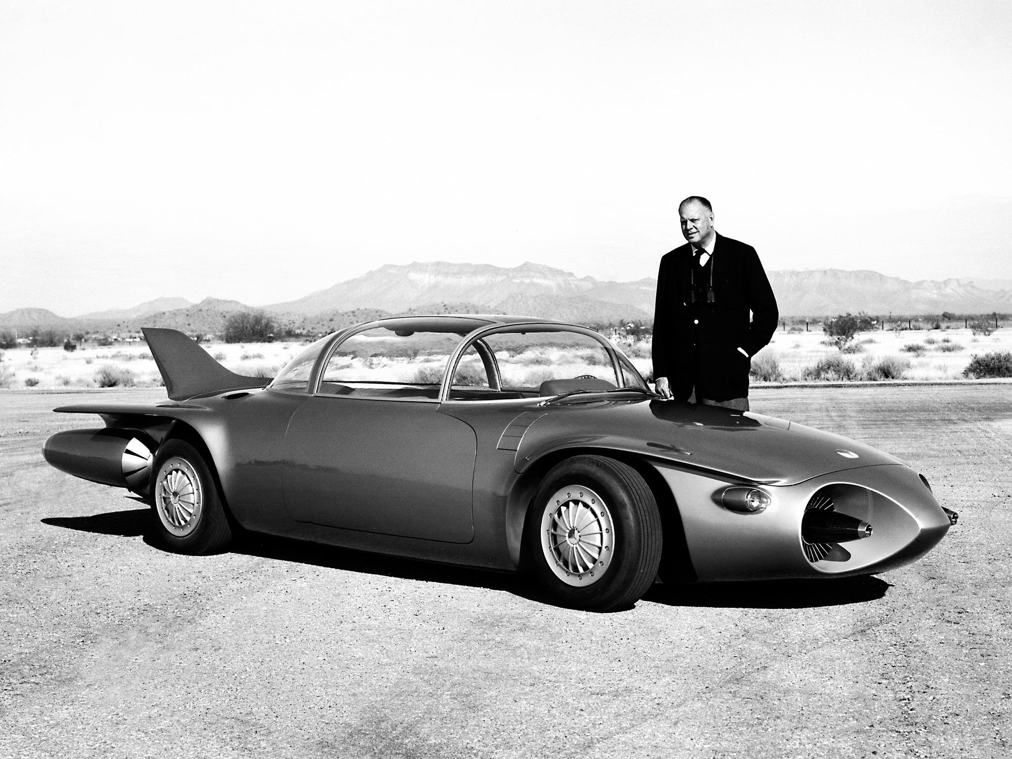 General Motors Motorama Firebird I, II, III (1953-1959)