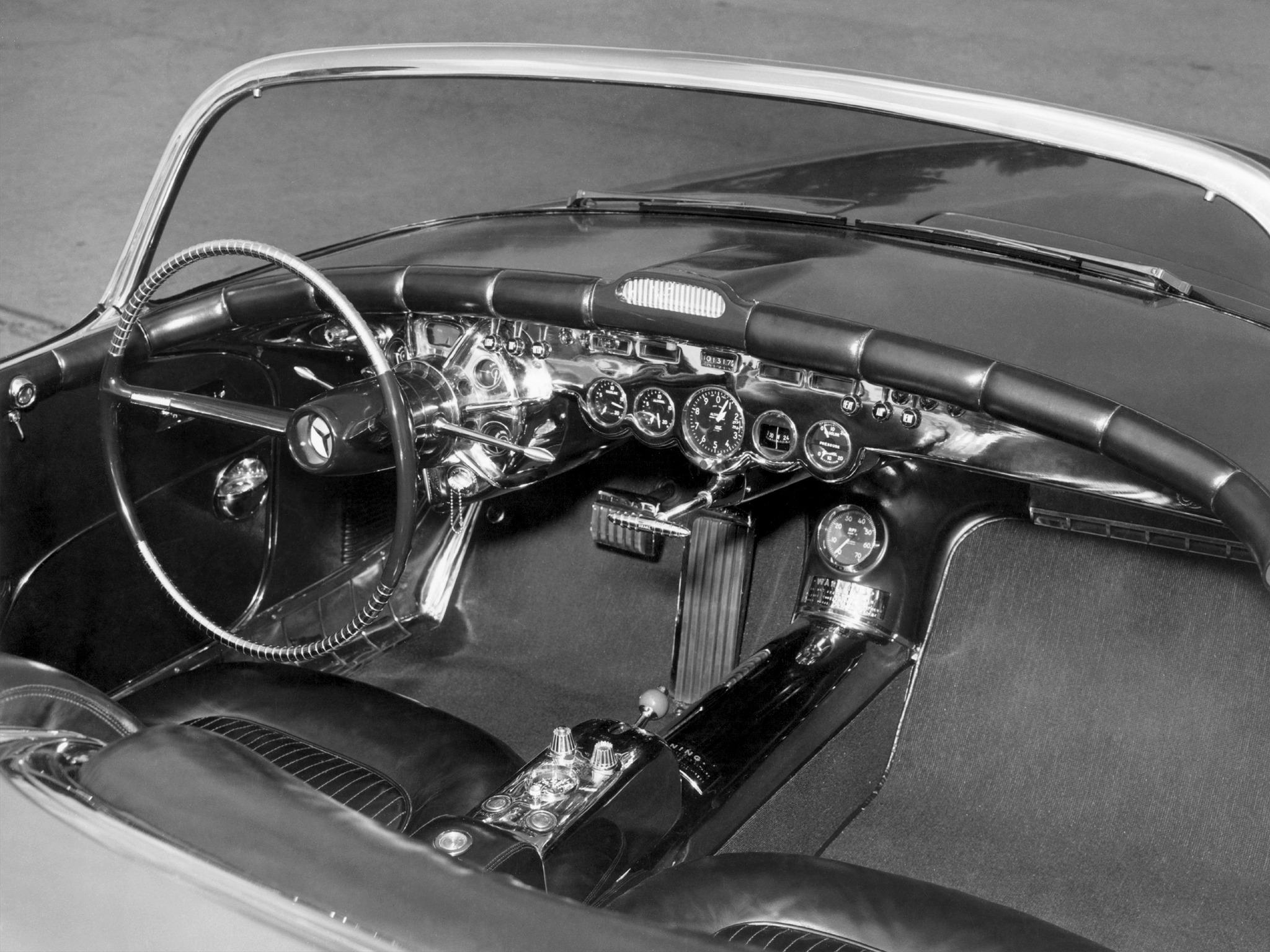 general motors lesabre 1951 old concept cars. Black Bedroom Furniture Sets. Home Design Ideas