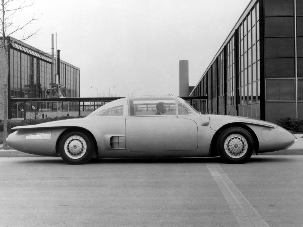 GM XP-500 Concept (1956)