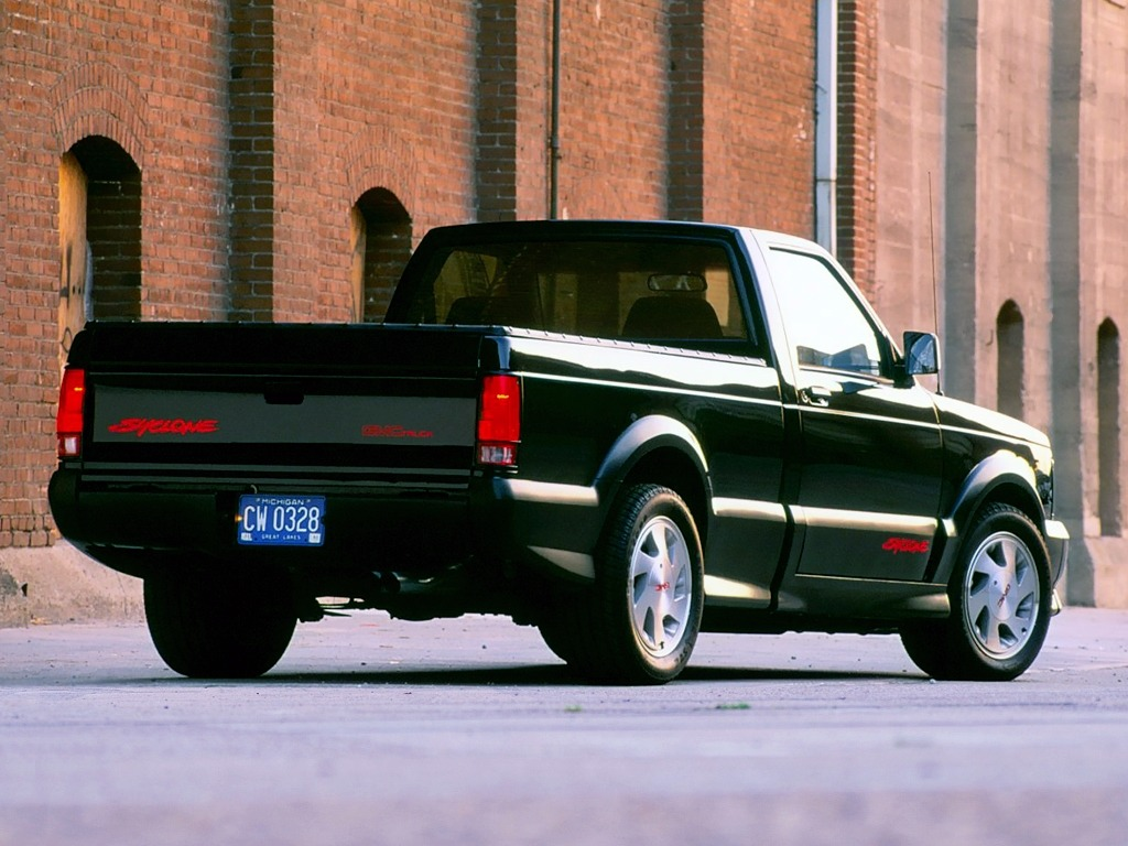 The fastest accelerating (0-100kmph) pickup trucks – Old Concept Cars