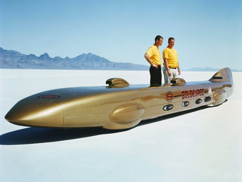 The Fastest Cars of All Time  Old Concept Cars