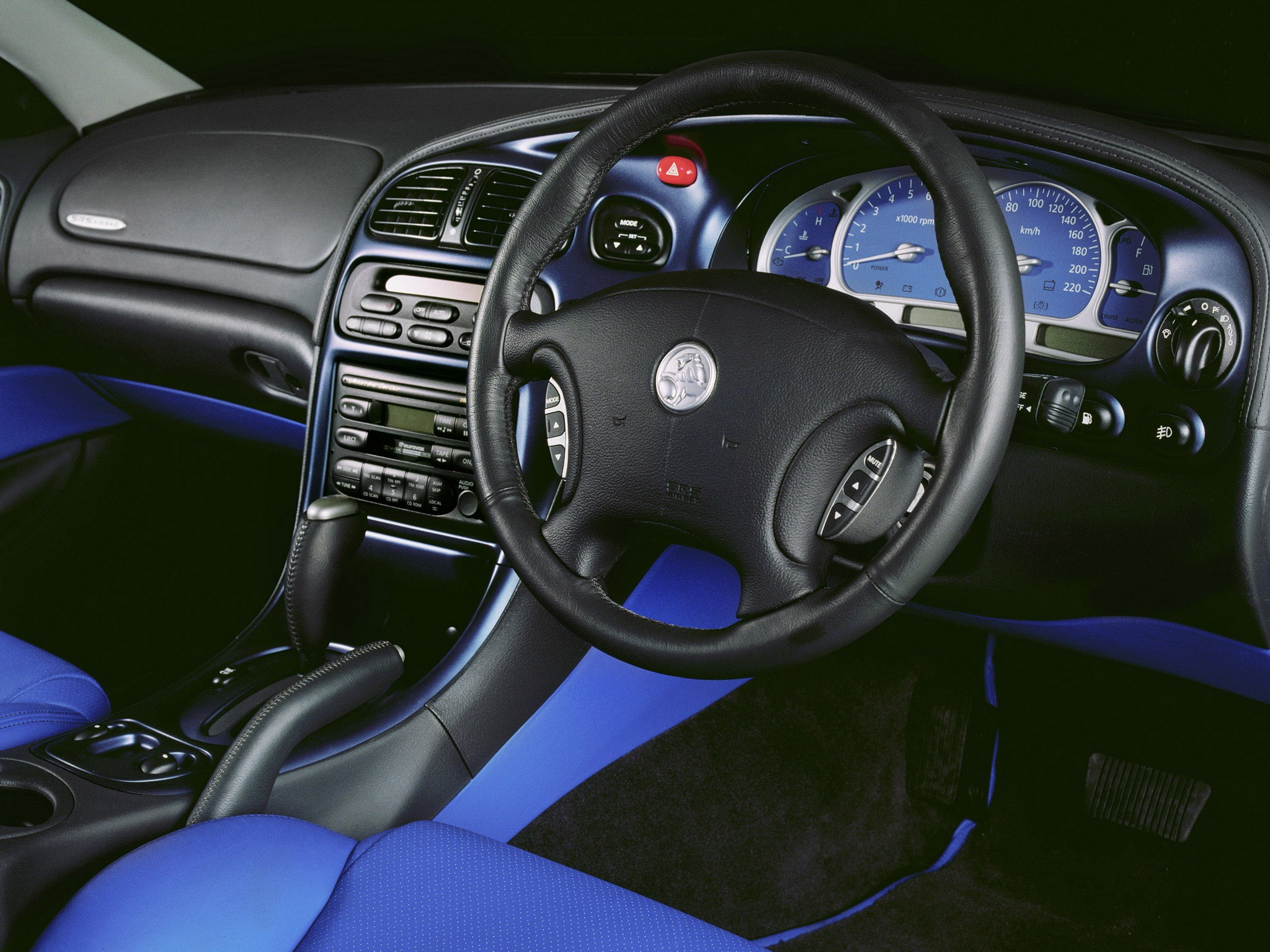 Holden coupe concept 1998 old concept cars 1998 holden coupe concept vanachro Image collections