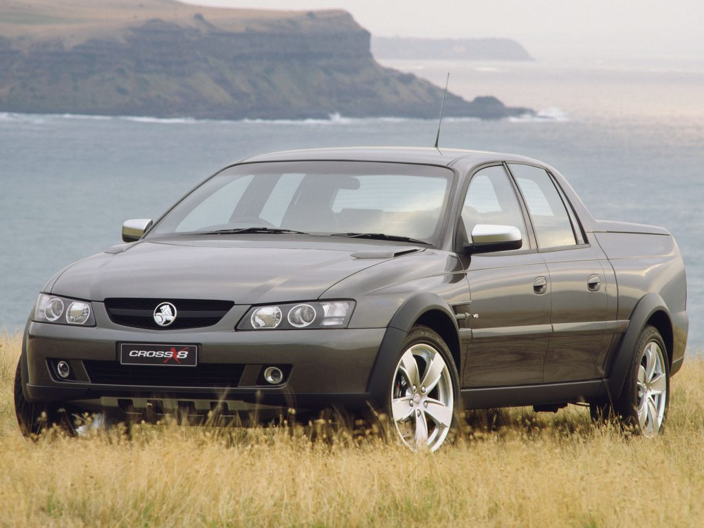 Holden Cross 8 Concept (2002)