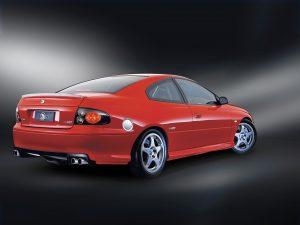 2002 Holden HRT 427 (HSV)