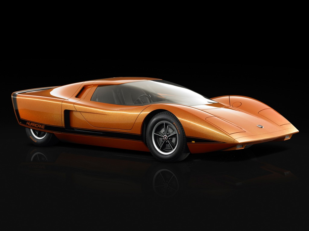 Holden Hurricane 1969 Old Concept Cars