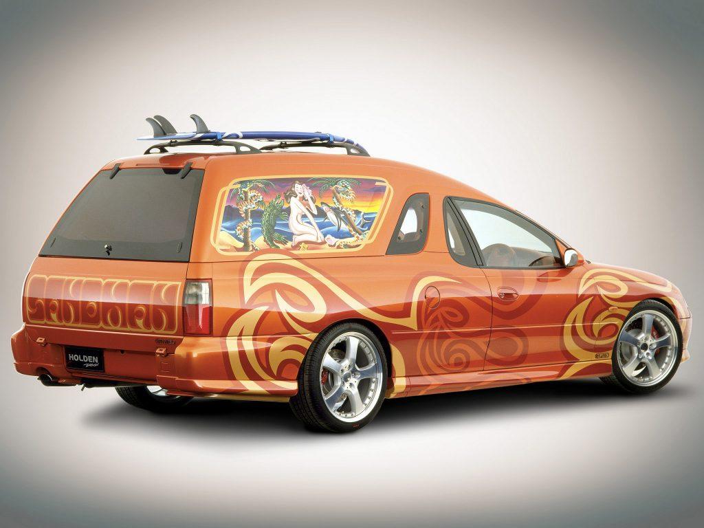 Holden Sandman Concept (2000)