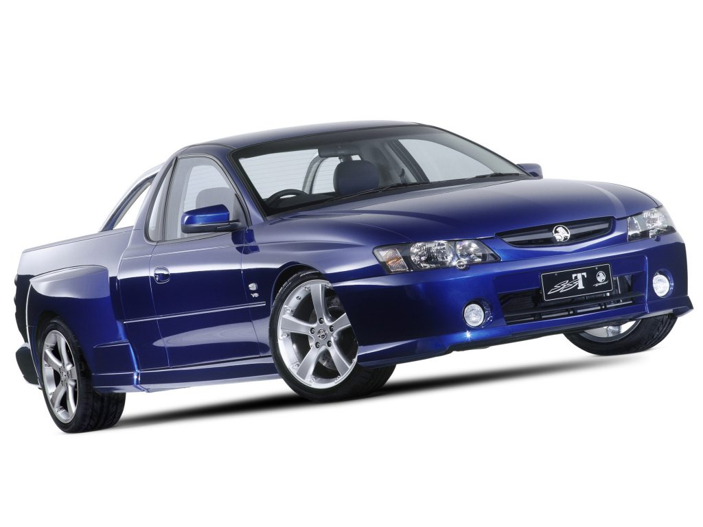 Holden archives old concept cars holden sst concept 2004 vanachro Choice Image