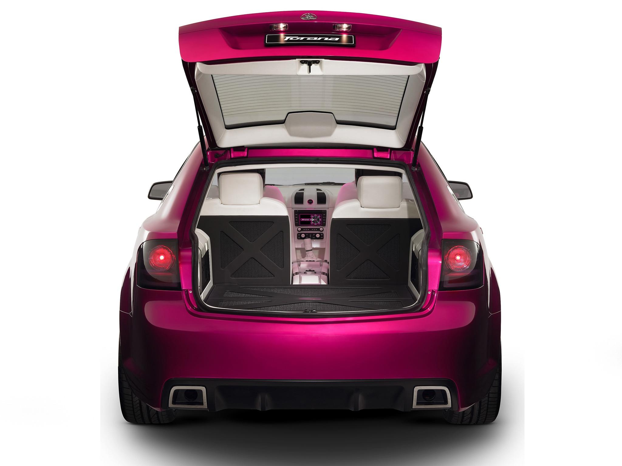 Saab Dealer Near Me >> Holden Torana TT36 Hatch Concept (2004) - Old Concept Cars