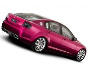 2004 Holden Torana TT36 Hatch Concept