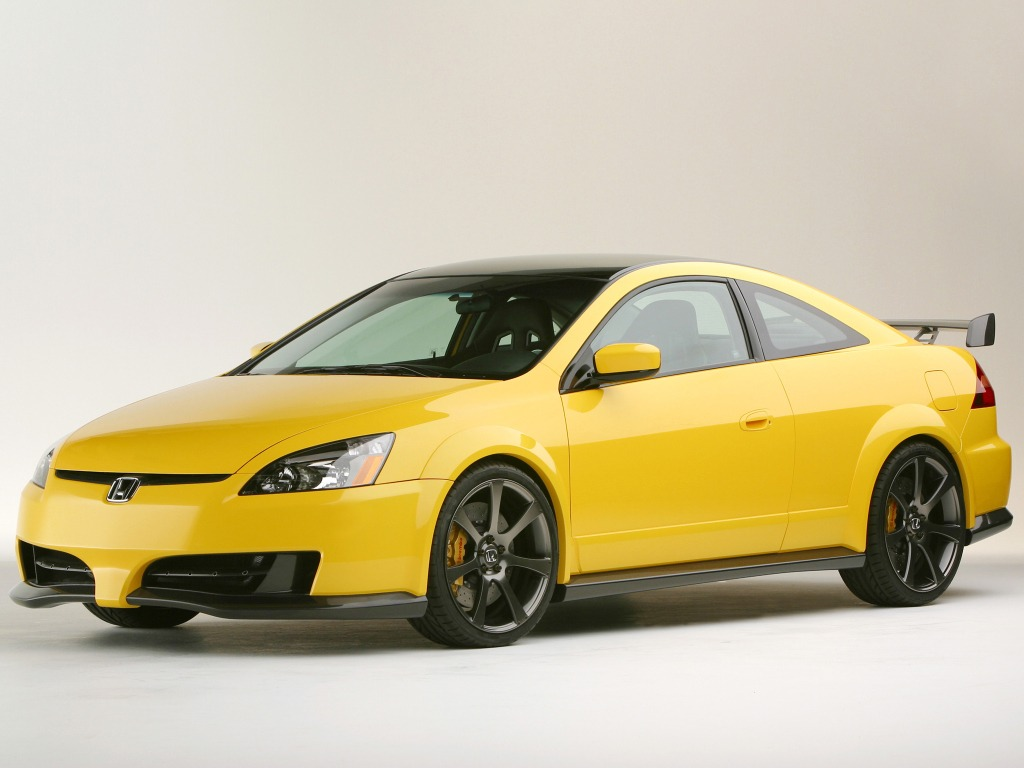 Honda Accord Coupe Concept (2002)