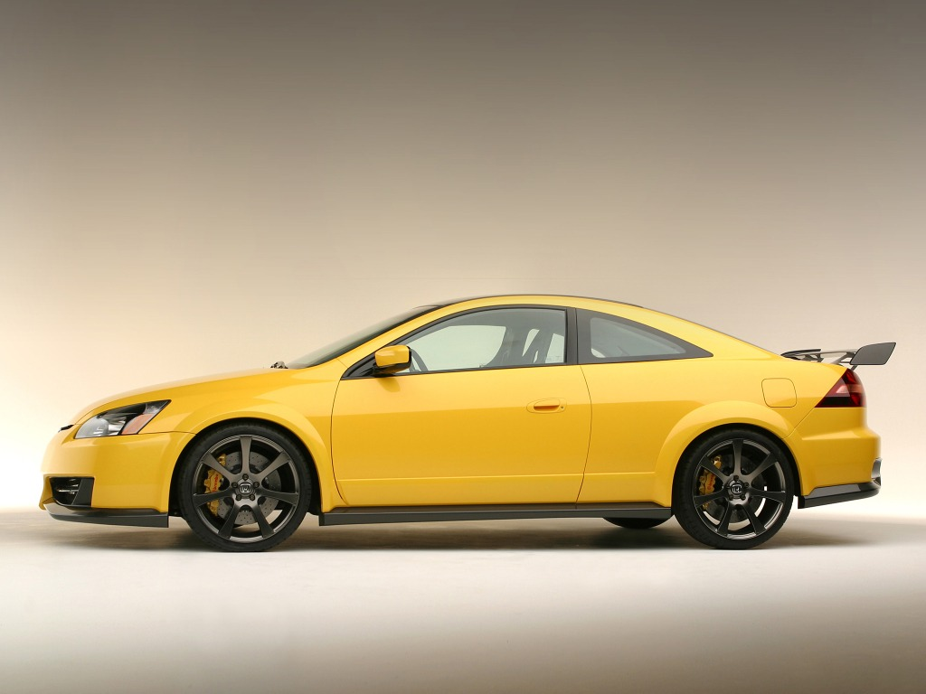 Honda Accord Coupe Concept 2002