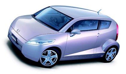 Honda Bulldog (2001)
