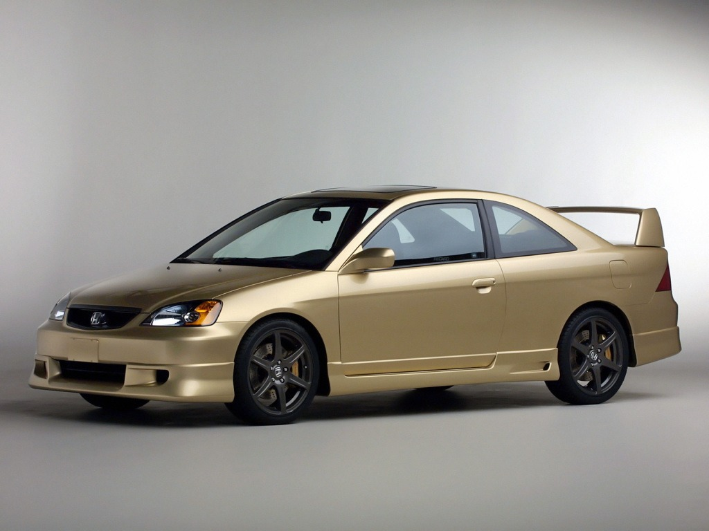 honda civic concept r 2001 old concept cars. Black Bedroom Furniture Sets. Home Design Ideas