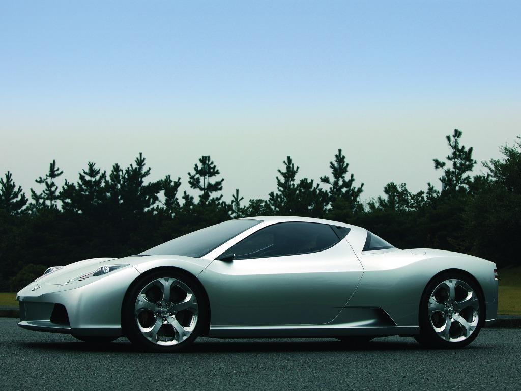 Honda Hsc Concept 2003 Old Concept Cars