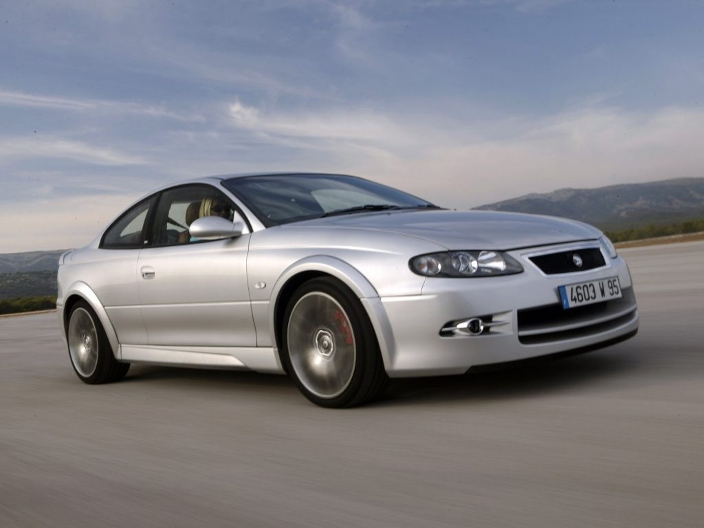 HSV Coupe 4 Concept (2003)