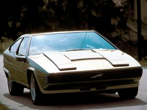 Concept Cars of the 70s