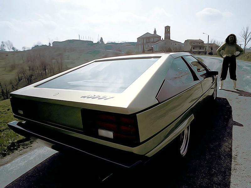 Saab Dealer Near Me >> Jaguar Ascot Concept (1977) - Old Concept Cars