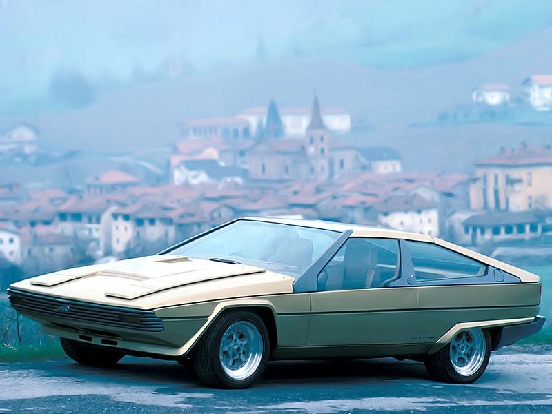 Jaguar Ascot Concept (1977)