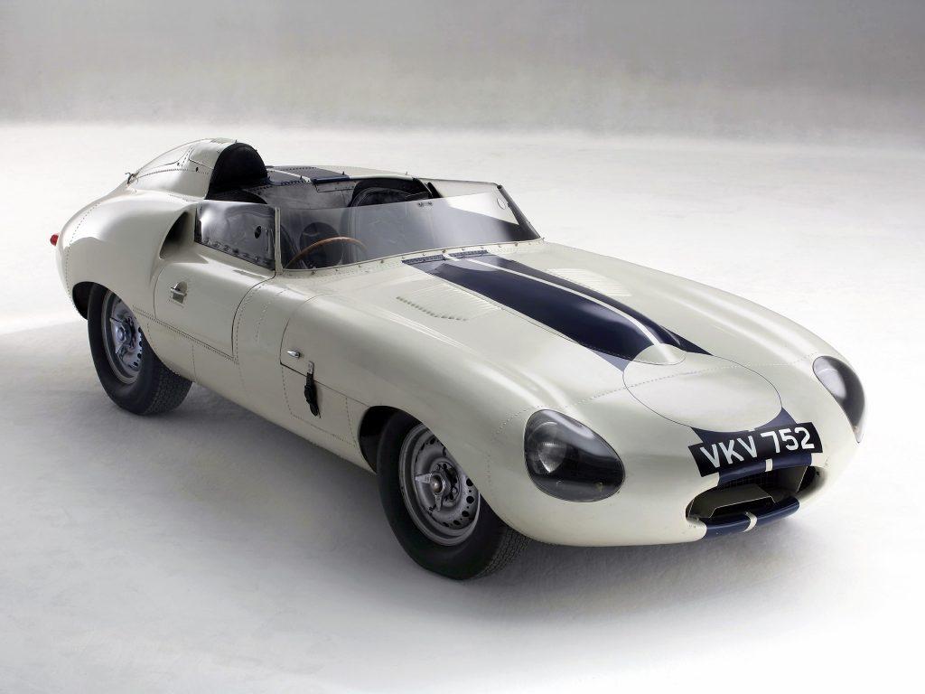 Jaguar E-Type Prototype E2A (1960)