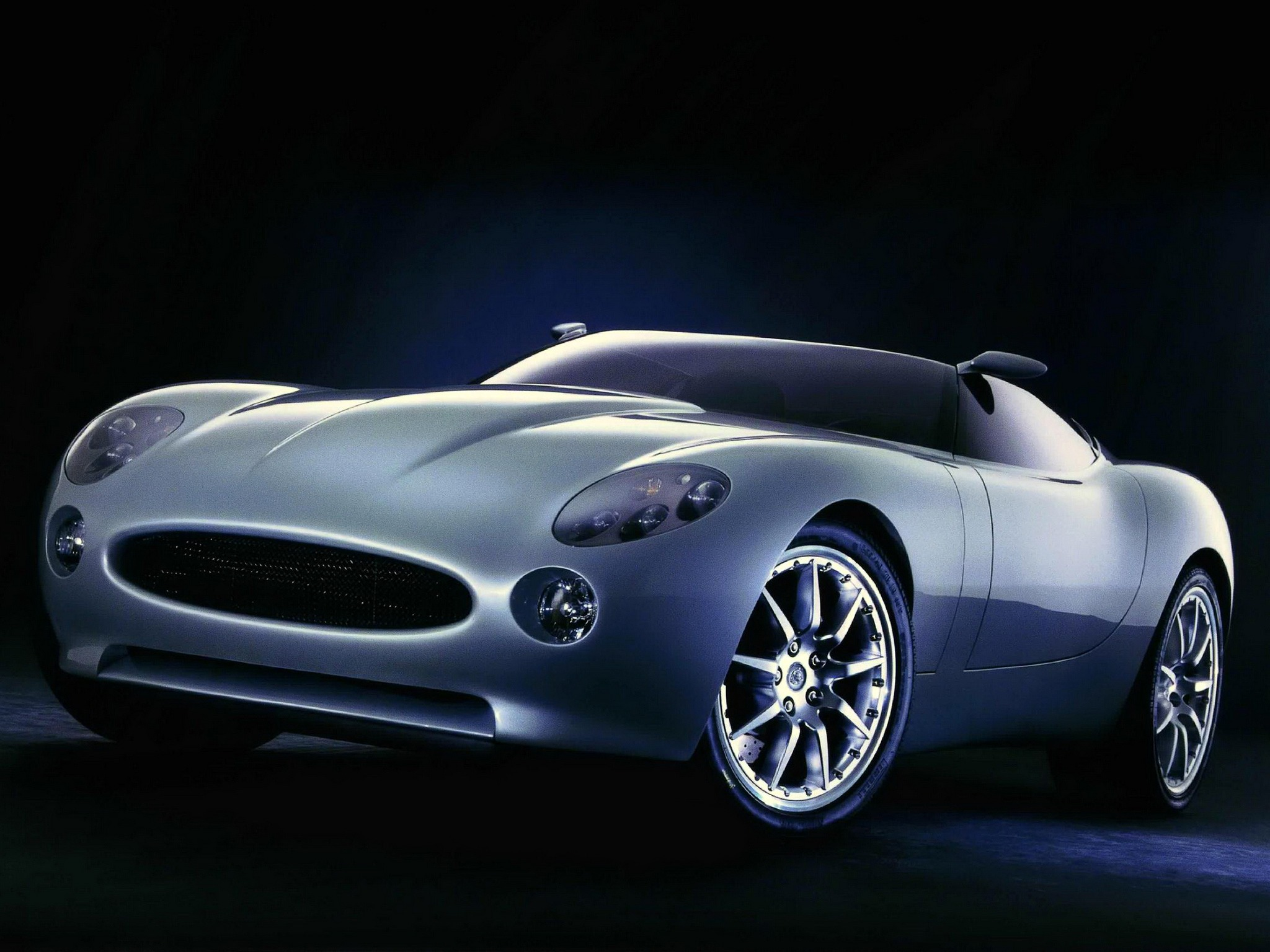 ... Fordautoshow2000 2000naias Jaguar_f Type_concept_11
