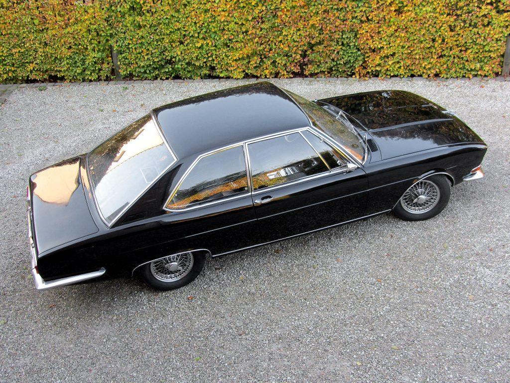 Jaguar FT Coupe (1966)