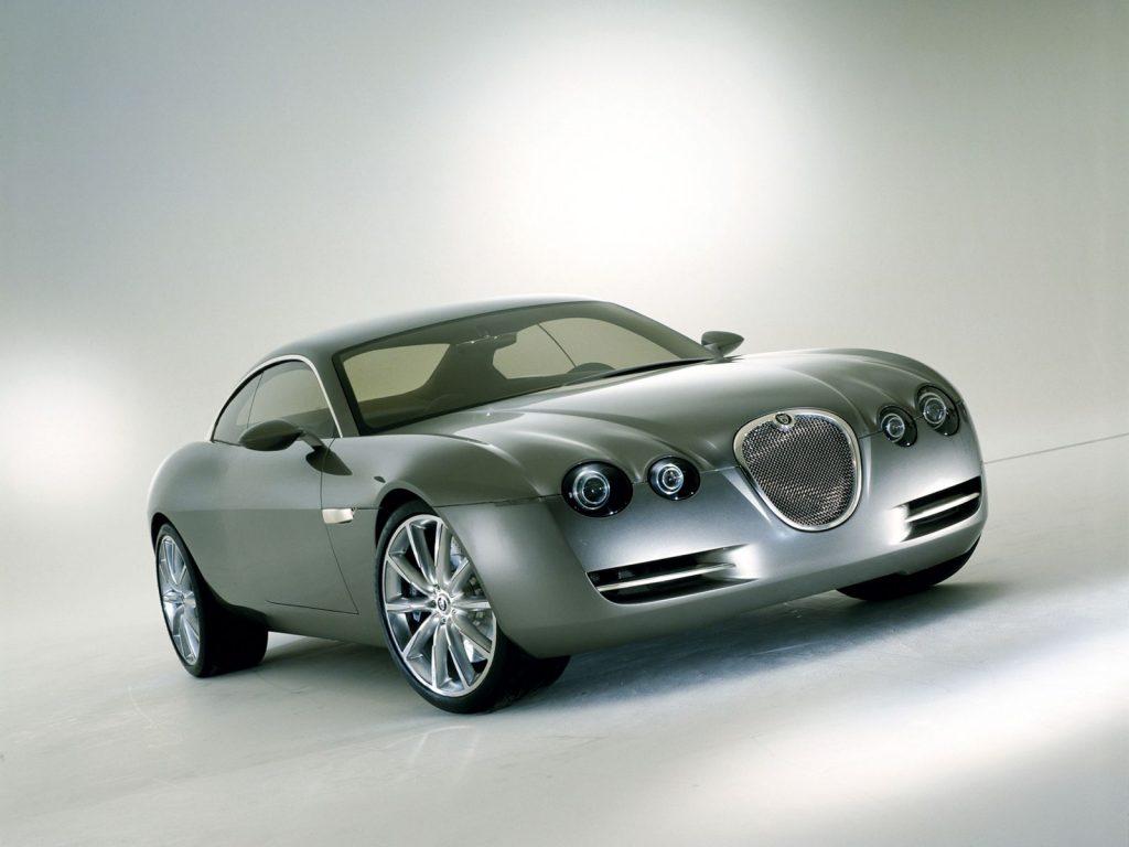 Jaguar R-Coupe Concept (2001)
