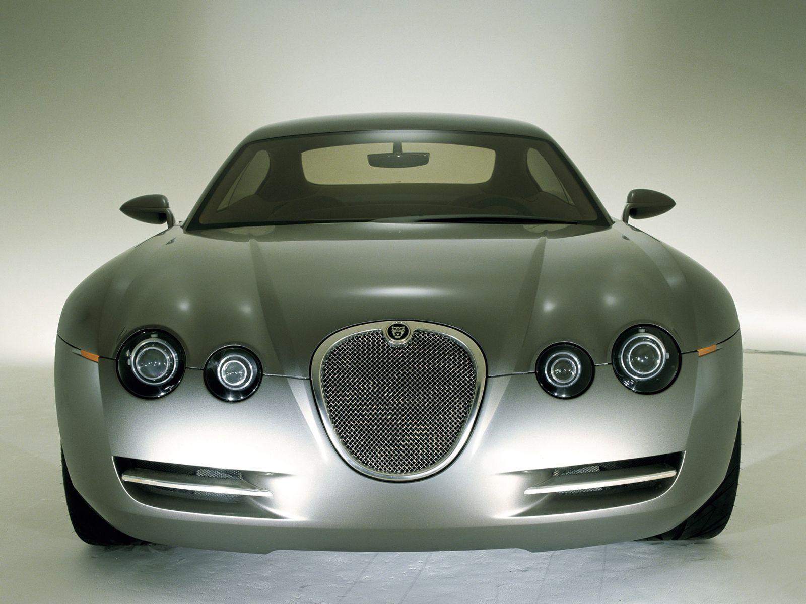 Top 10 Fastest Cars >> Jaguar R-Coupe Concept (2001) - Old Concept Cars
