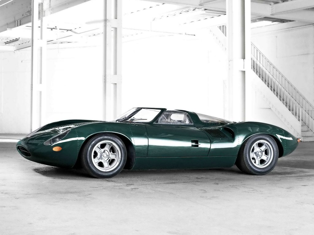 Jaguar XJ13 V12 Prototype Sports Racer (1966)