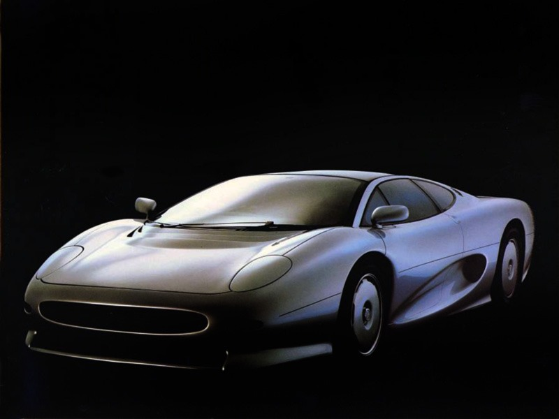 Used Cars And Trucks >> Jaguar XJ220 Concept & Prototype (1988-1990) - Old Concept Cars
