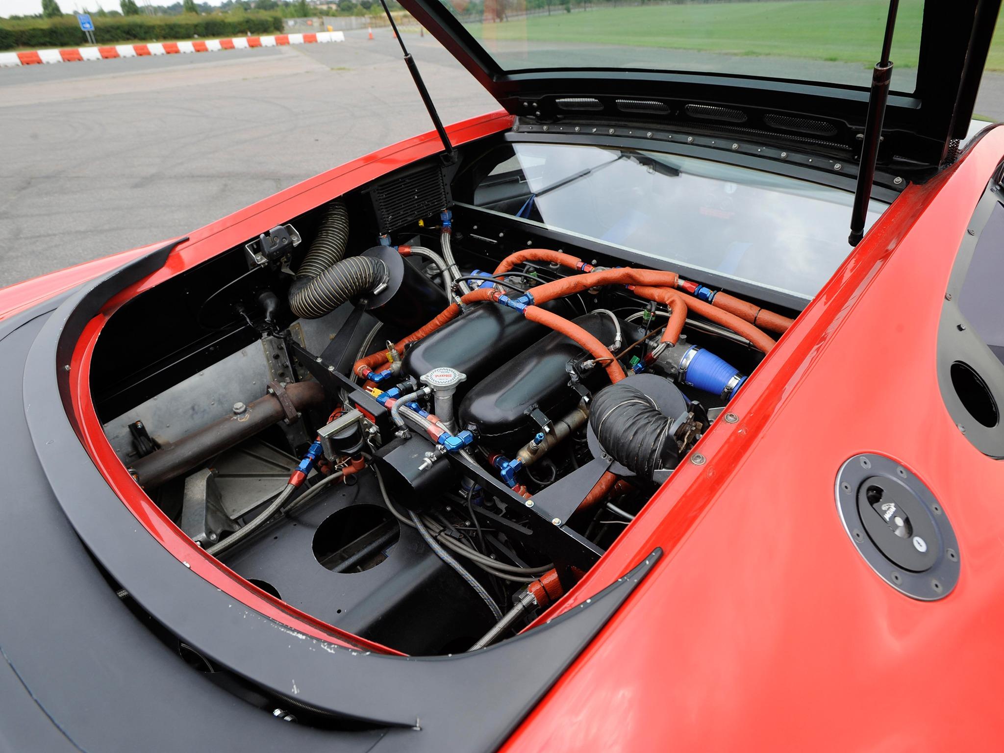 Top 10 Fastest Cars >> Jaguar XJ220 Concept & Prototype (1988-1990) - Old Concept ...