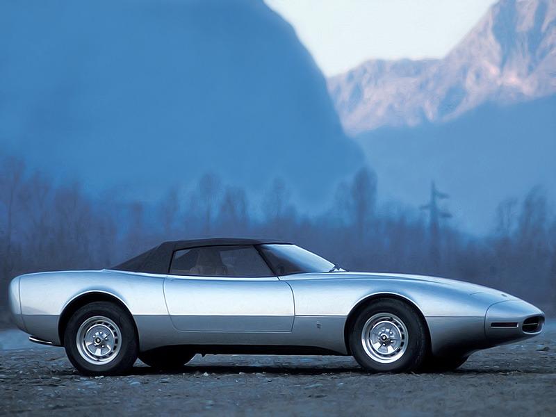 Jaguar XJ Spider Concept (1978)