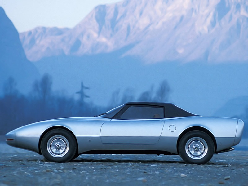 Old Porsche Cars >> Jaguar XJ Spider Concept (1978) – Old Concept Cars