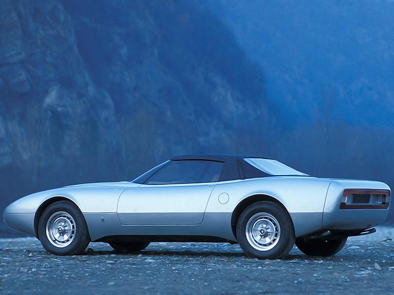 Saab Dealer Near Me >> Jaguar XJ Spider Concept (1978) - Old Concept Cars