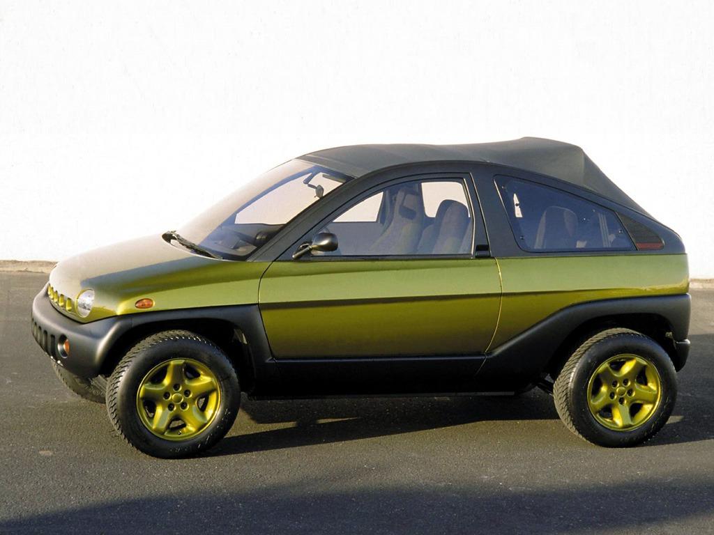 Jeep Ecco Concept (1993)