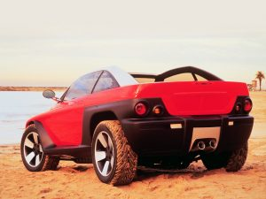 Jeep Jeepster Concept 2