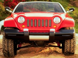 Jeep Jeepster Concept 4