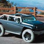 Jeep Willys Concept (2001)