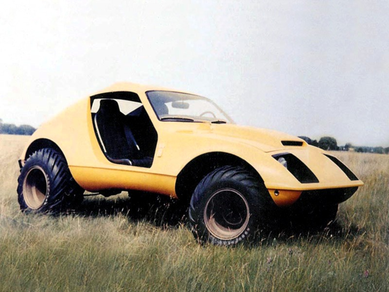 Jeep XJ002 Concept (1969)