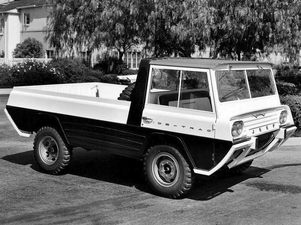 Kaiser-Willys Jeep Wide-Trac (1960)