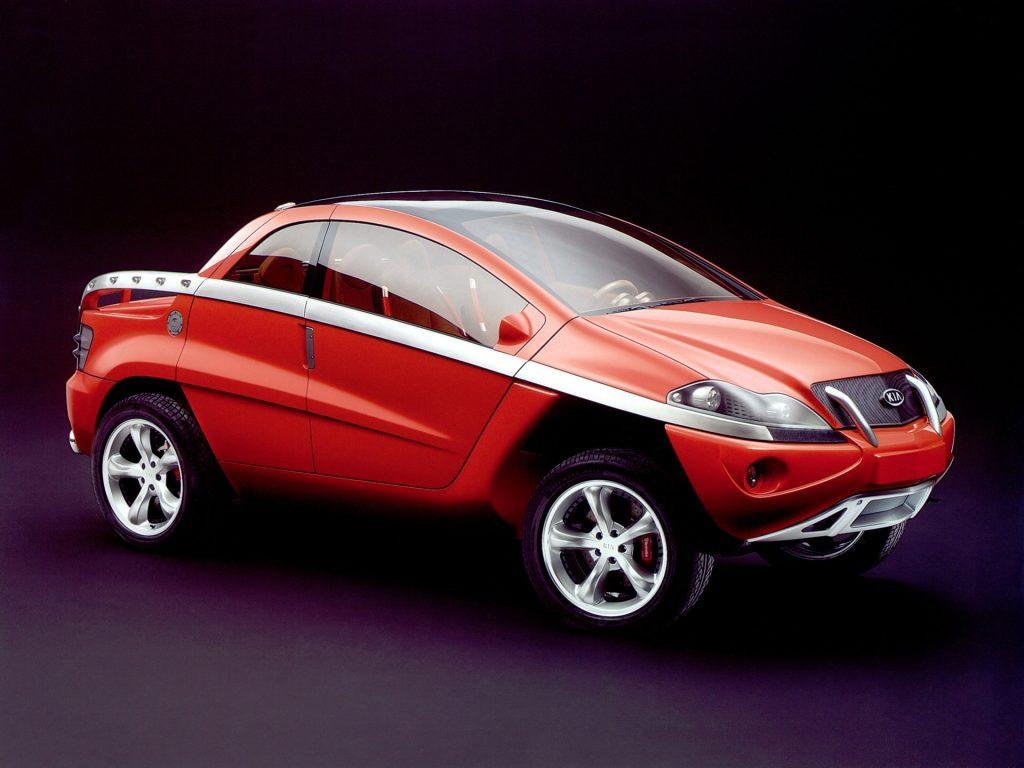 Kia KCV-II Concept (2002)