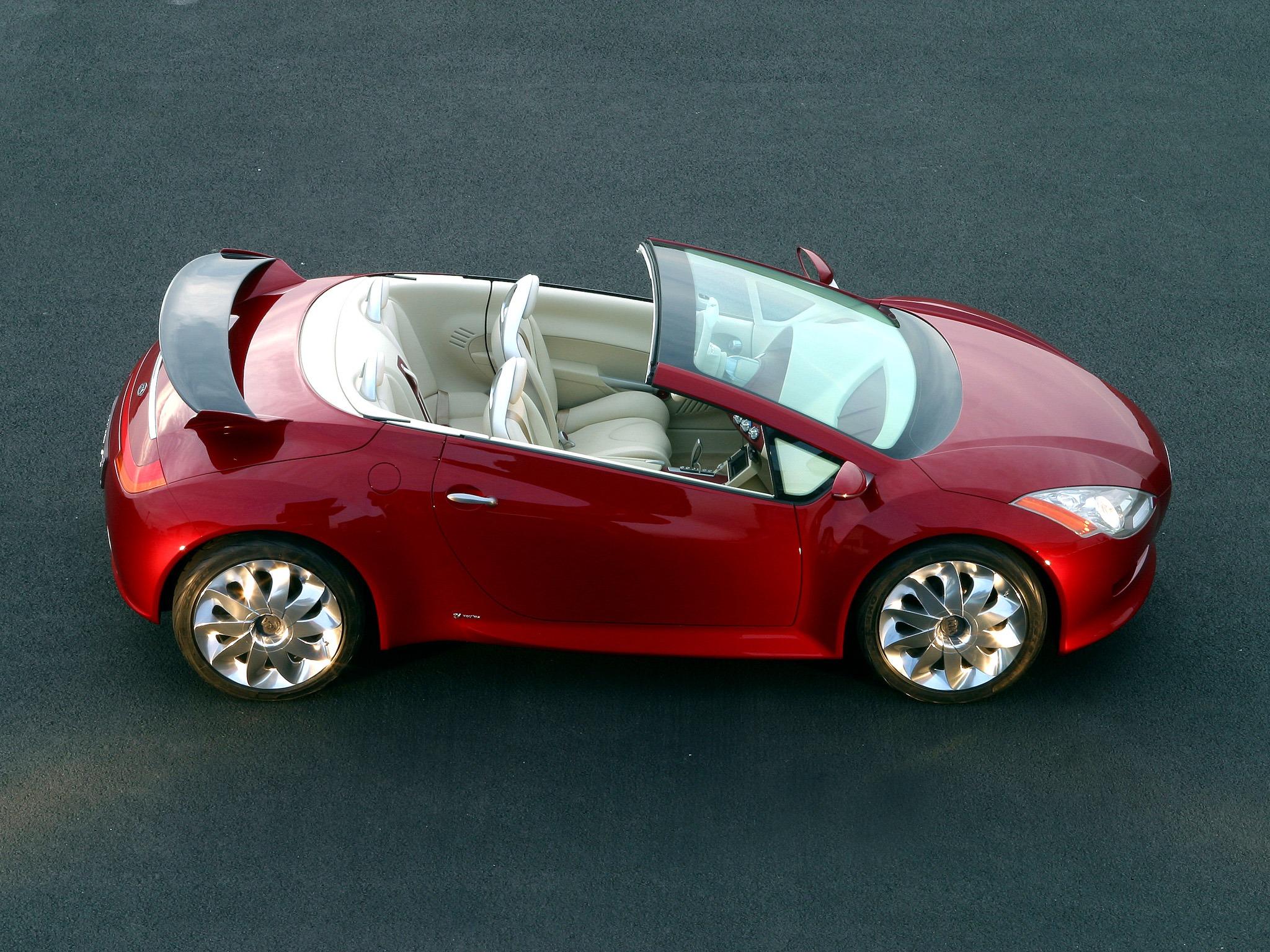 Kia Dealer Near Me >> Kia KCV-III Concept (2003) - Old Concept Cars
