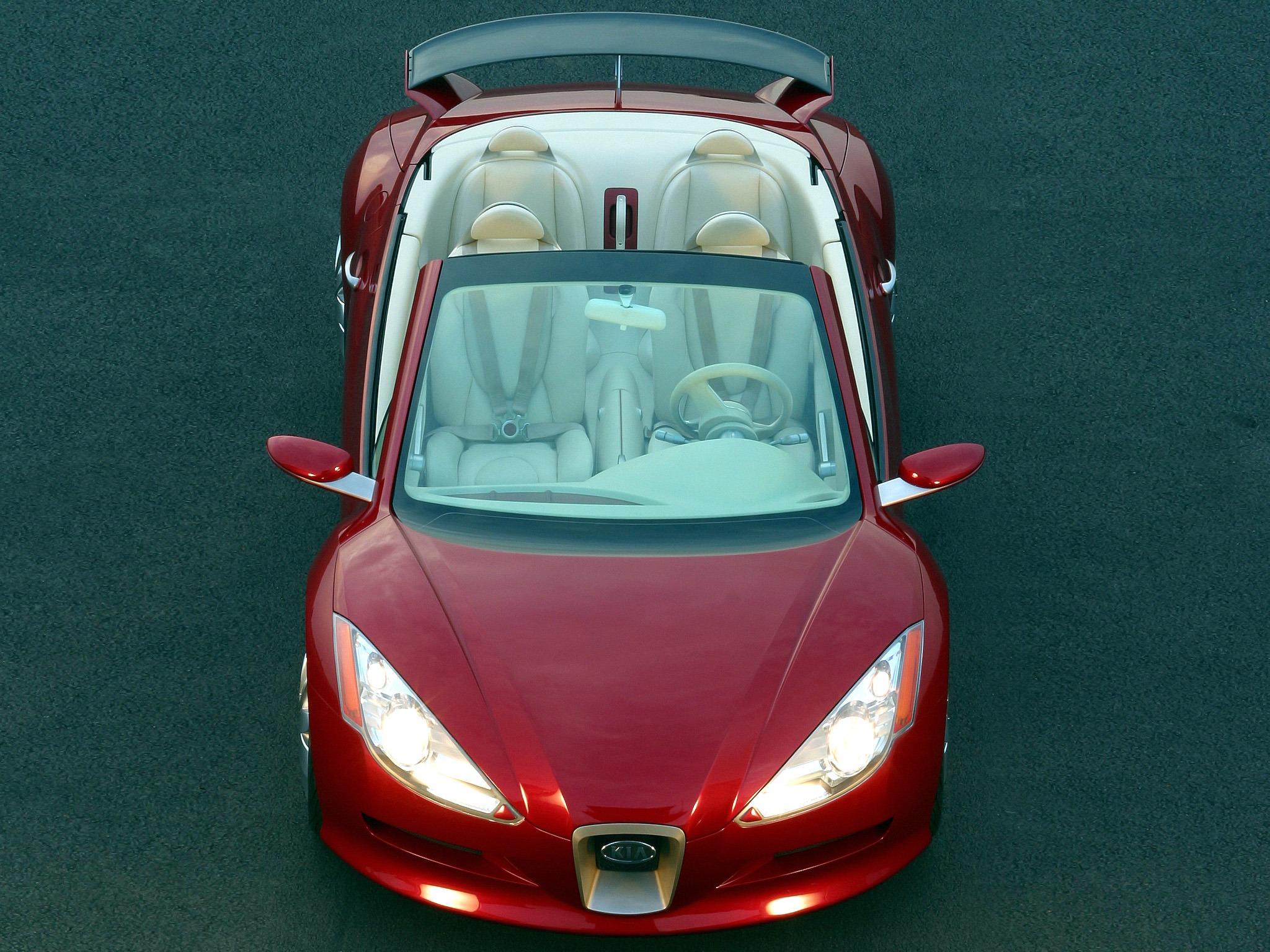 Hyundai Dealer Near Me >> Kia KCV-III Concept (2003) - Old Concept Cars