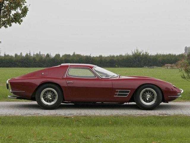 Lamborghini 400 GT Monza (1966) – Old Concept Cars
