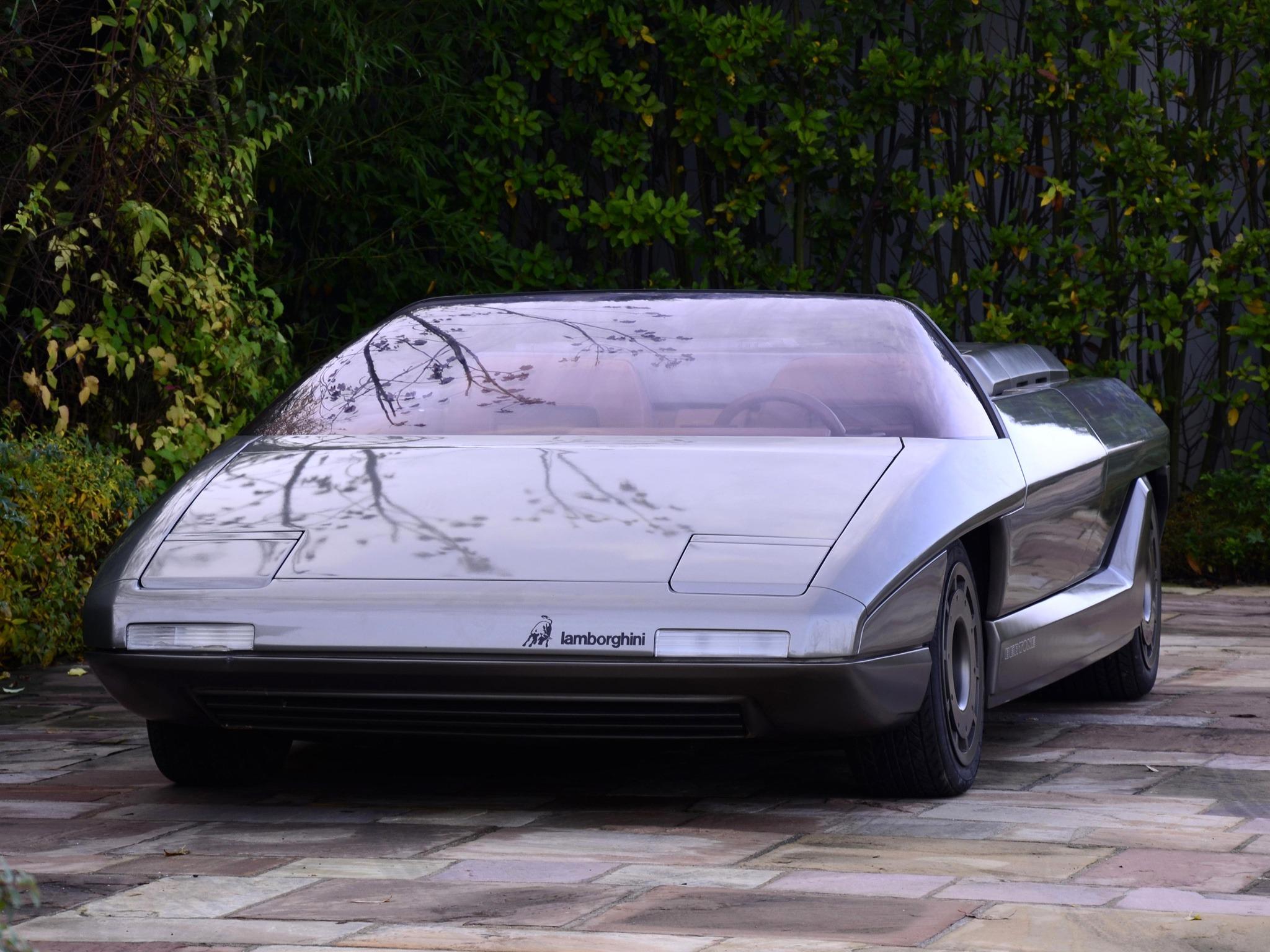 Lamborghini Athon Speedster Concept (1980)