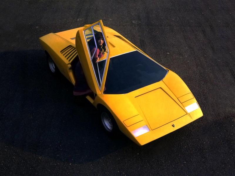 Hyundai Dealer Near Me >> Lamborghini Countach LP500 Prototype (1971) - Old Concept Cars